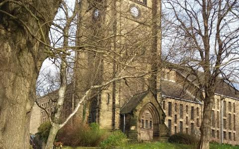 Photo of St Mark's Church Broomhill